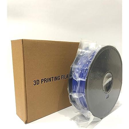 3DKast 1.75mm Pla 3D Printer Filament (Dark Blue)
