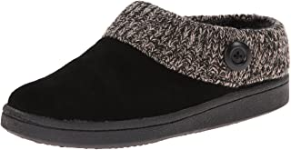 Women's Knit Scuff Slipper Mule
