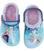 Crocs Kids - FunLab Lined Frozen Clog (Toddler/Little Kid)