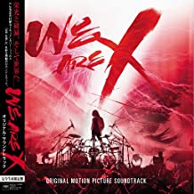 We Are X Soundtrack Limited