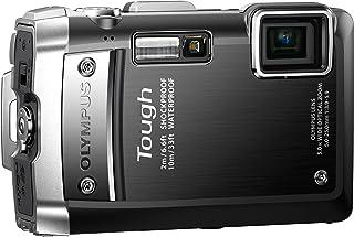 OLYMPUS 防水デジタルカメラ TG-810 ブラック 1400万画素 広角28mm 光学5倍ズーム 3Dフォト機能 10m防水 2.0m耐衝撃 -10℃耐低温 100kgf耐荷重 TG-810 BLK