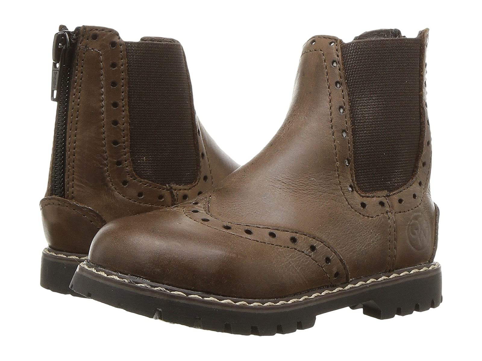 Old West English Kids Boots Bloom (Toddler/Little Kid)Economical and quality shoes