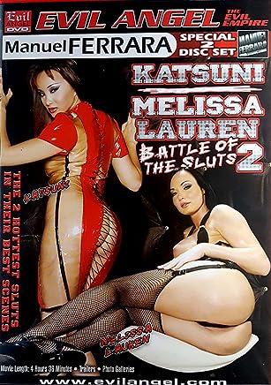 DVD MOVIE Katsuni & Melissa Lauren Battle the sluts 2 EV. ANGEL SPECIAL 2 DISC [DVD] [DVD]