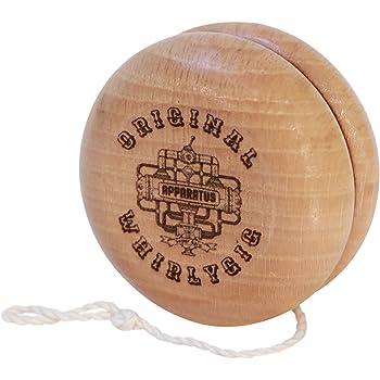 Plain Wooden Yo-Yo Made in USA Maple Landmark SG/_B0046H15G6/_US