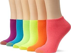 Gold Toe Women's 6 Pack Jersey Socks
