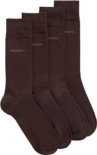 BOSS Men's Rs Uni Cc Calf Socks (Pack of 2)