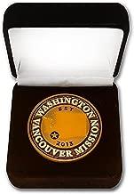 LDS Washington Vancouver Mission Commemorative Mission Coin