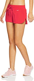 Lorna Jane Women's Get Set & Go Run Shorts, Varsity Red