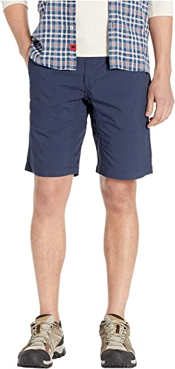 Stretch Poplin Shorts Slim Fit