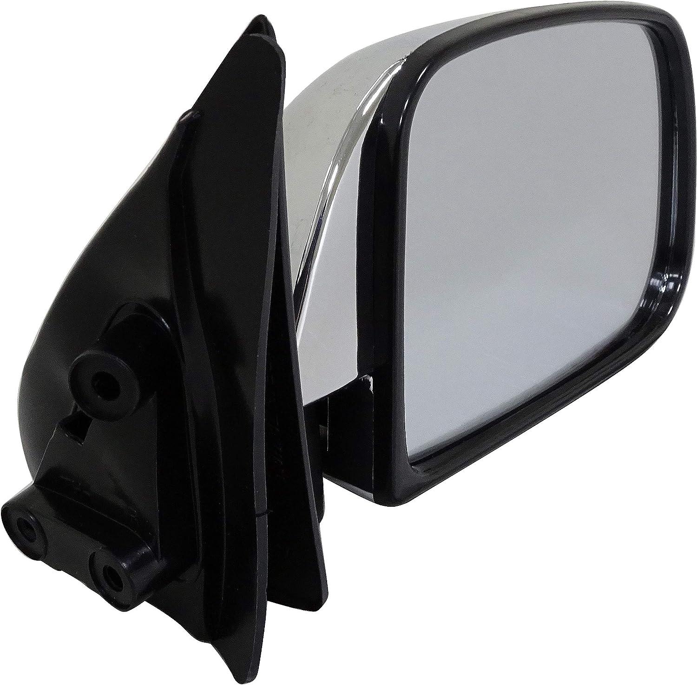 Dorman 955-211 Passenger Side Award-winning store Manual Mirror Select discount Toyo Door for