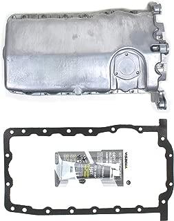 ALLANTE SEVILLE DTS 12581232 replaces 12564803 ELDORADO 12573988 BONNEVILLE OLDSMOBILE AURORA PONTIAC Schnecke Engine Oil Pan Fits select 4.6L 4.0L BUICK CADILLAC LUCERNE 89017566 DEVILLE