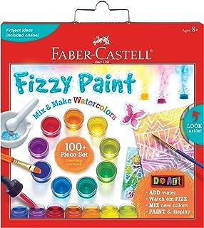 Faber-Castell Do Art Fizzy Paint, Mix & Make Liquid Watercolors - Watercolor Paint Set for Kids