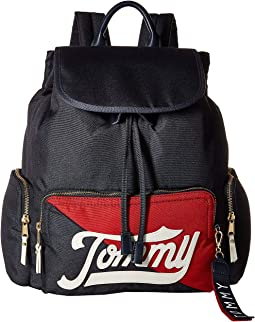 Daly Flap Backpack