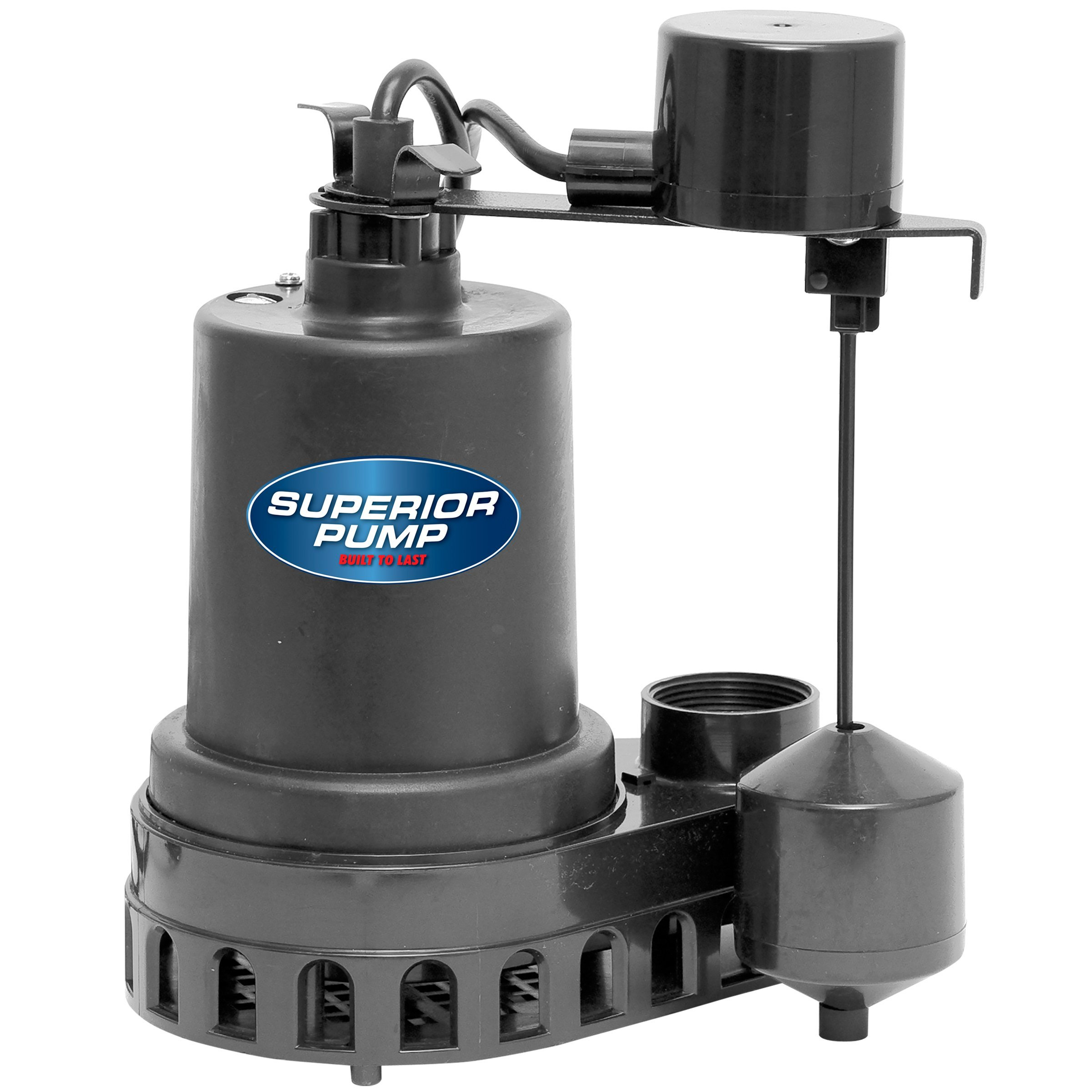 Superior Pump 92572 Thermoplastic Submersible