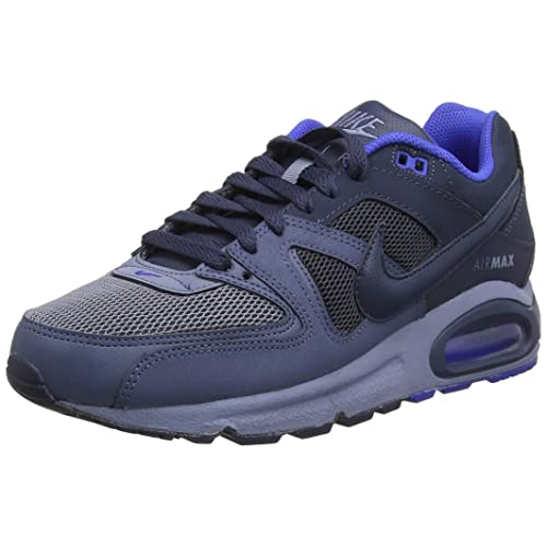 buy popular ebca5 7a777 Nike Herren Air Max Command Sneaker Weiß