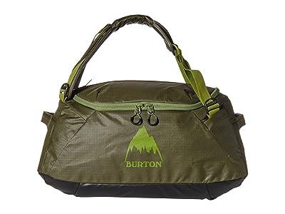 Burton Multipath Duffel 40L (Keef Coated) Duffel Bags