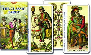 The Classic Tarot (English, French, Spanish and German Edition)