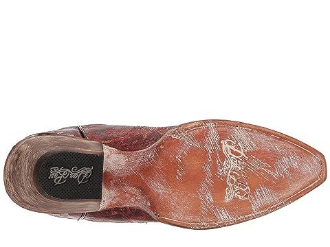 Post Dan RedTurquoise Boot Dan Post Barn 0Exq6aHwx