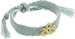 Elizabeth and James - Celeste Friendship Bracelet