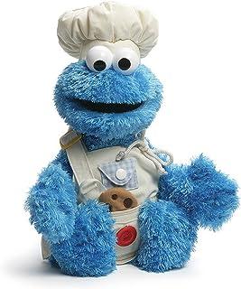 """GUND Teach me Cookie Monster 17"""""""