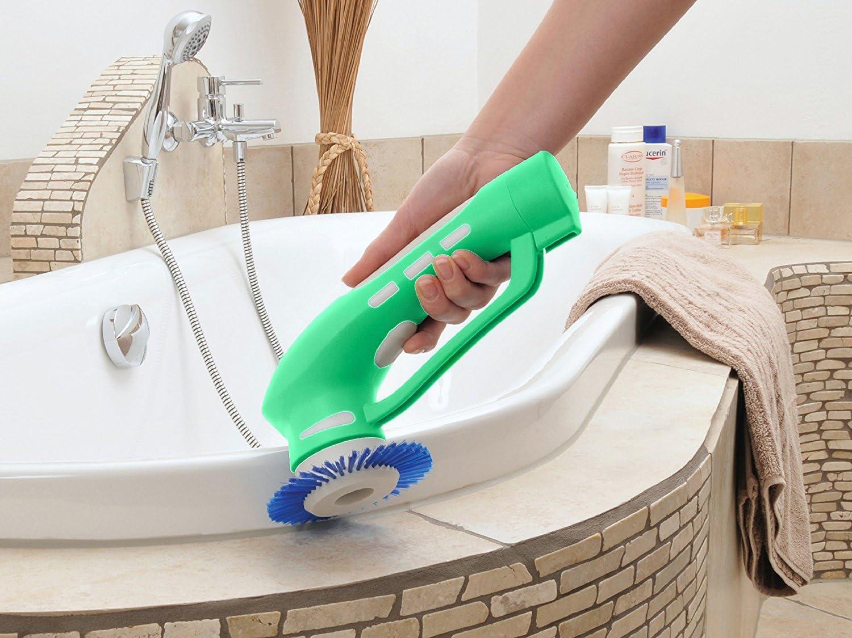 Scrubber Bürste für Küche & Badezimmer Elektrische Hand ...