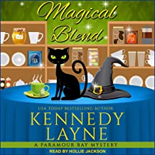 Magical Blend: Paramour Bay Cozy Paranormal Mystery, Book 1