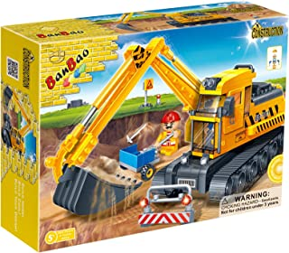 BanBao Bucket Digger Building Kit