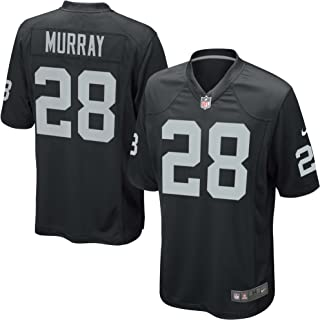 Nike Latavius Murray Oakland Raiders NFL Youth Black Home On-Field Jersey