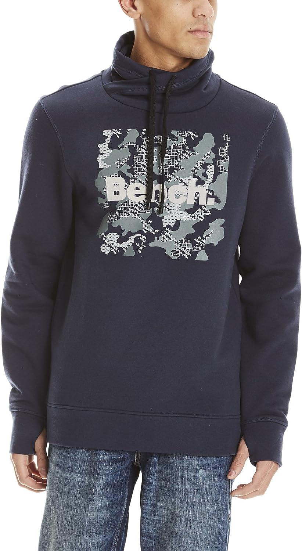 Bench Men's Sweat High Neck Sweatshirt in