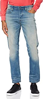 G-Star Raw Men's 3301-straight Tapered Straight Tapered Jeans