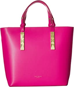 Core Leather Large Tote