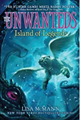 Island of Legends (The Unwanteds Book 4) Kindle Edition