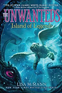 Island of Legends (The Unwanteds Book 4)