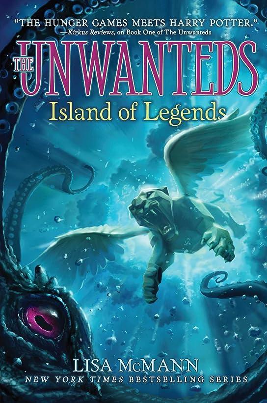 夕食を作る滞在望ましいIsland of Legends (The Unwanteds Book 4) (English Edition)