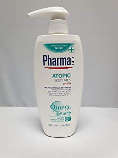 Pharmaline Pl12612 Body Milk Pharmaline Atopic 1 Paket