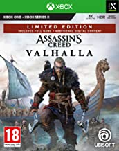 Assassin's Creed Valhalla Amazon Limited Edition (Xbox One) (Exclusive to Amazon.co.uk)