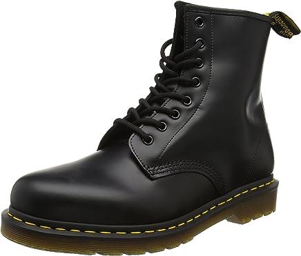 Dr. Martens Unisex's 1460 Milled Combat Boots