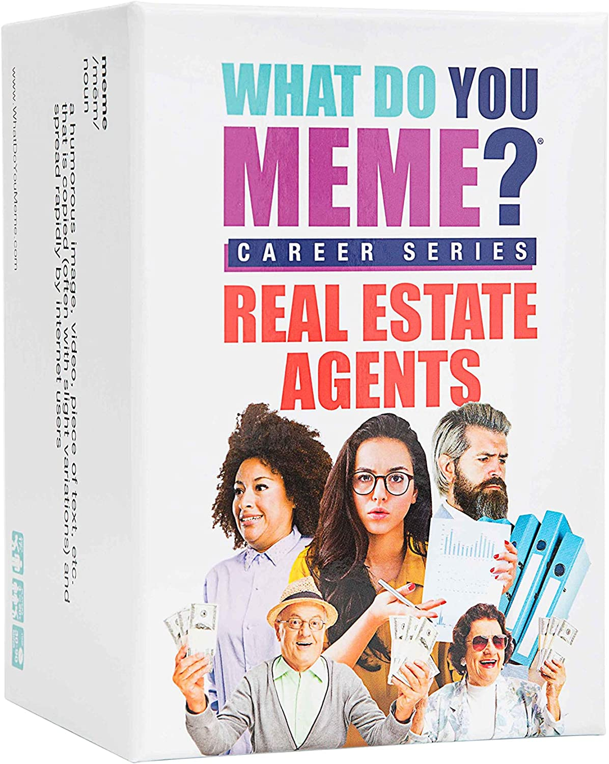 What Do You Meme? Real Estate - Par Hilarious Edition The Agents safety Very popular