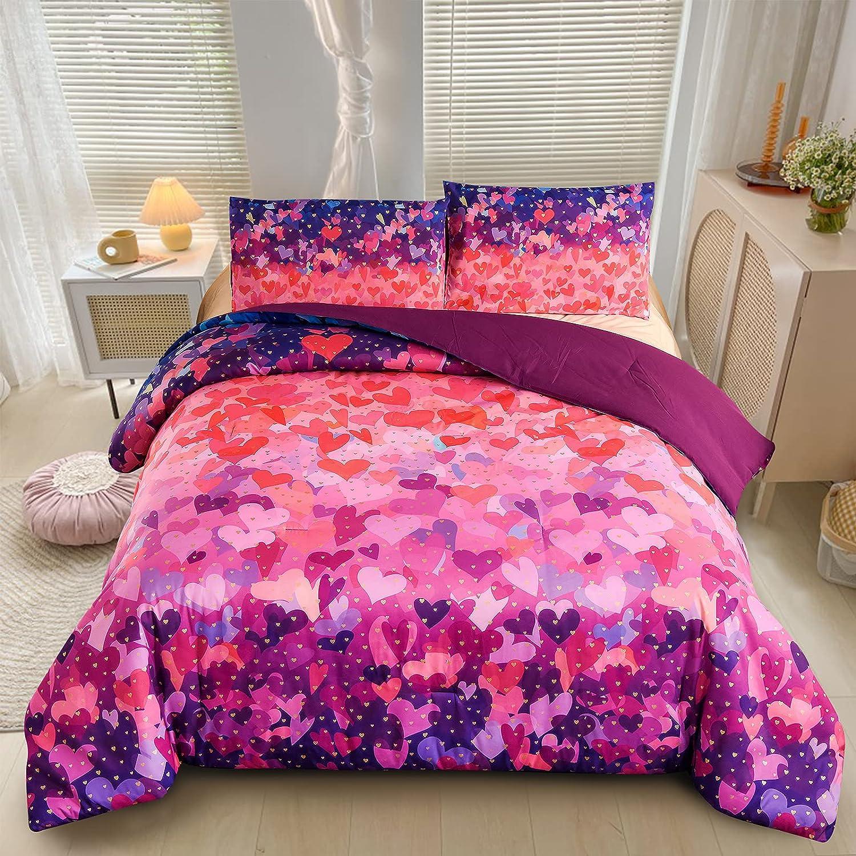 A Nice Night Comforter Set Print Metallic Gold Atlanta Discount is also underway Mall Foi Rainbow
