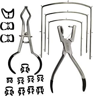 Rubber Dam Kit with 12 Clamps ARTMAN brand by Wise Linkers