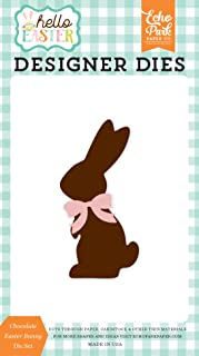 Echo Park Paper Company Chocolate Easter Bunny Die Set
