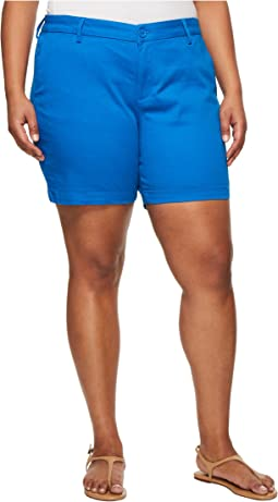 KUT from the Kloth Plus Size Walking Shorts