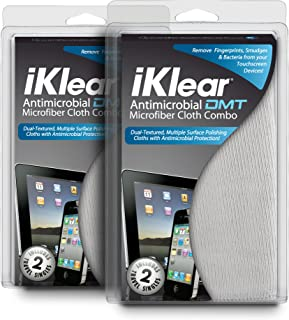 iKlear Antimicrobial DMT Cloth - 2 Pack