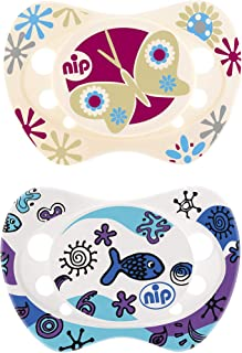LIFE SOOTHERS/SILICONE/BUTTERFLY & FISH / 0-6M