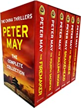 Peter May Collection, China Thrillers 6 Books Box Set