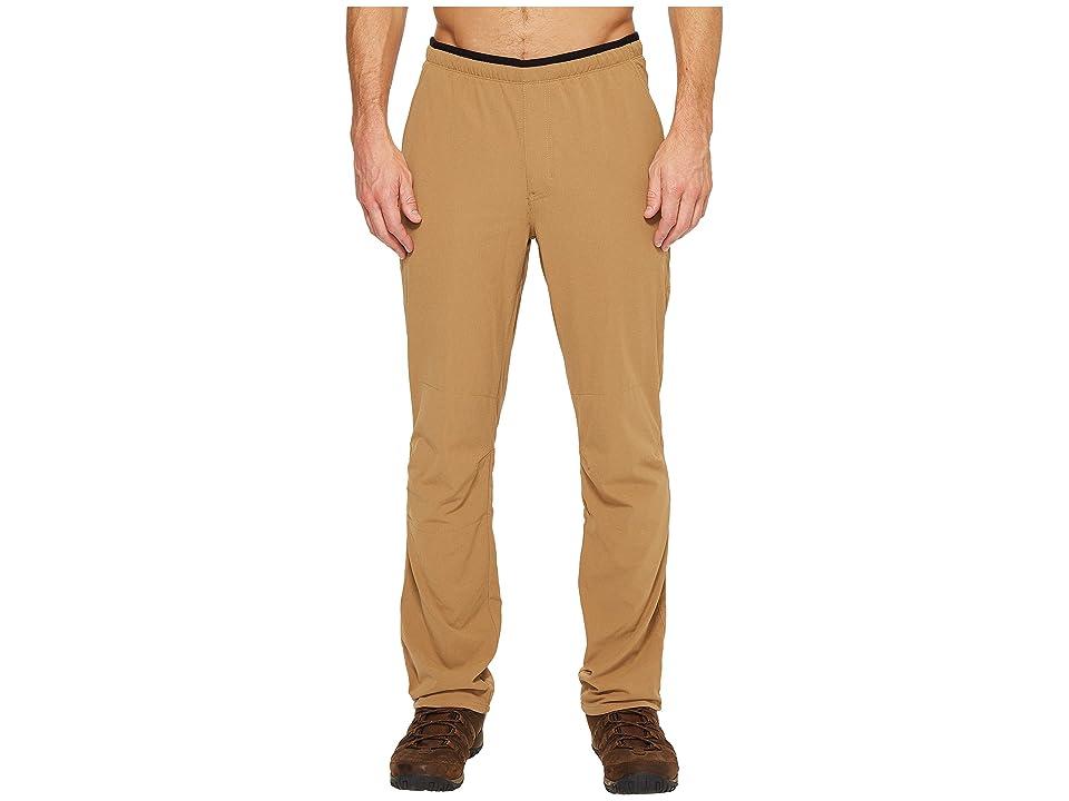 Mountain Hardwear Right Bank Lined Pants (Sandstorm) Men