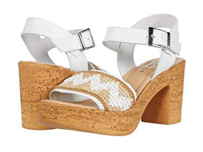 Spring Step Tiada (White Multi) Women