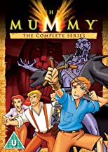 The Mummy - The Animated Series Set
