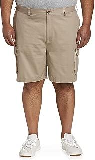 Men's Big & Tall Cargo Short fit by DXL