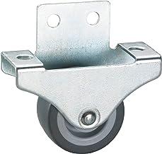 Dörner + Helmer Parketbokwiel (38 x 18 mm, TPE-wiel) grijs, 791334